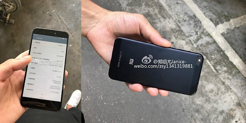 Xioami Mi5c (Meri) – uniká cena i podoba
