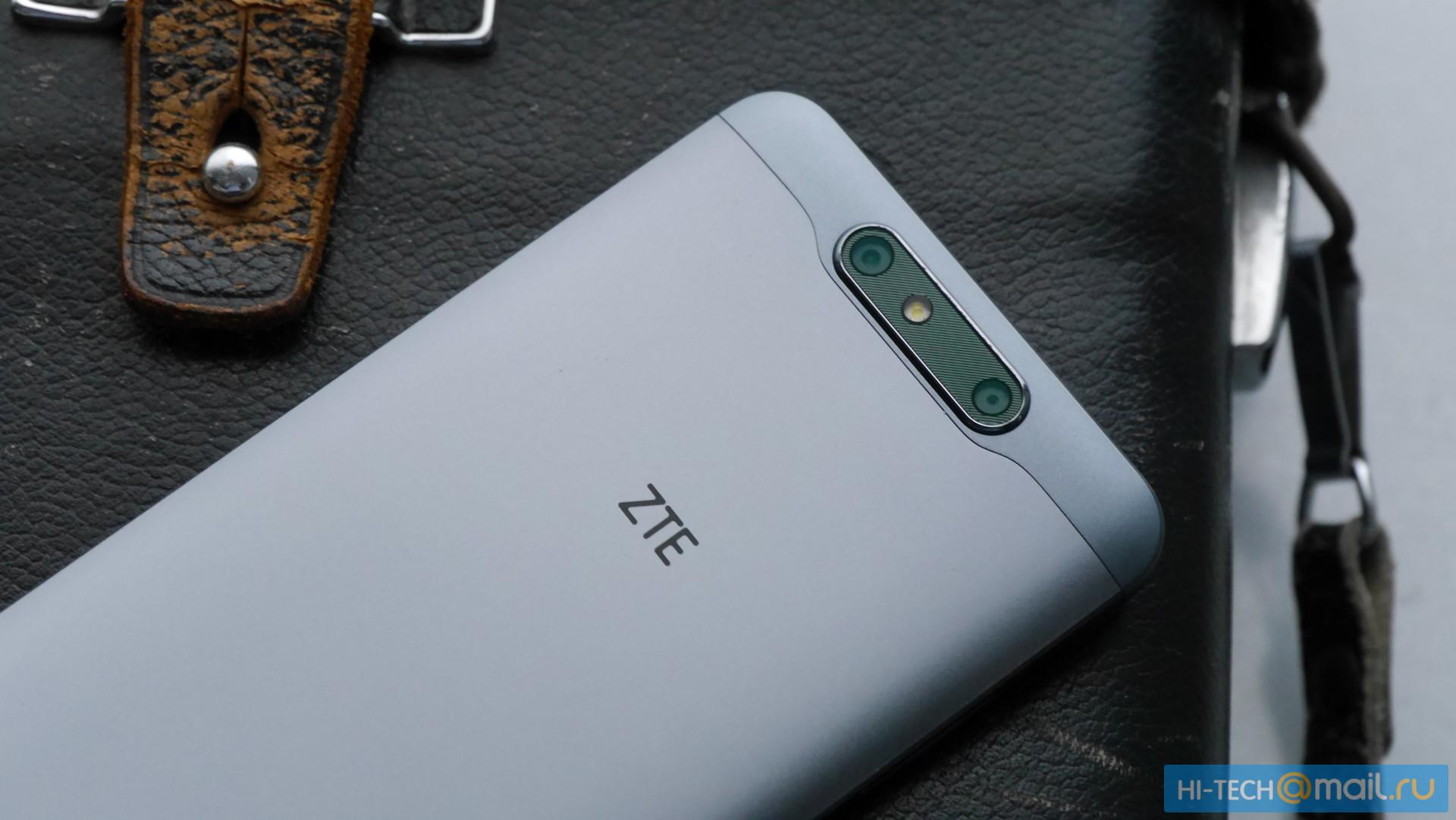 Už i ZTE bude mít mobil s duálním foťákem