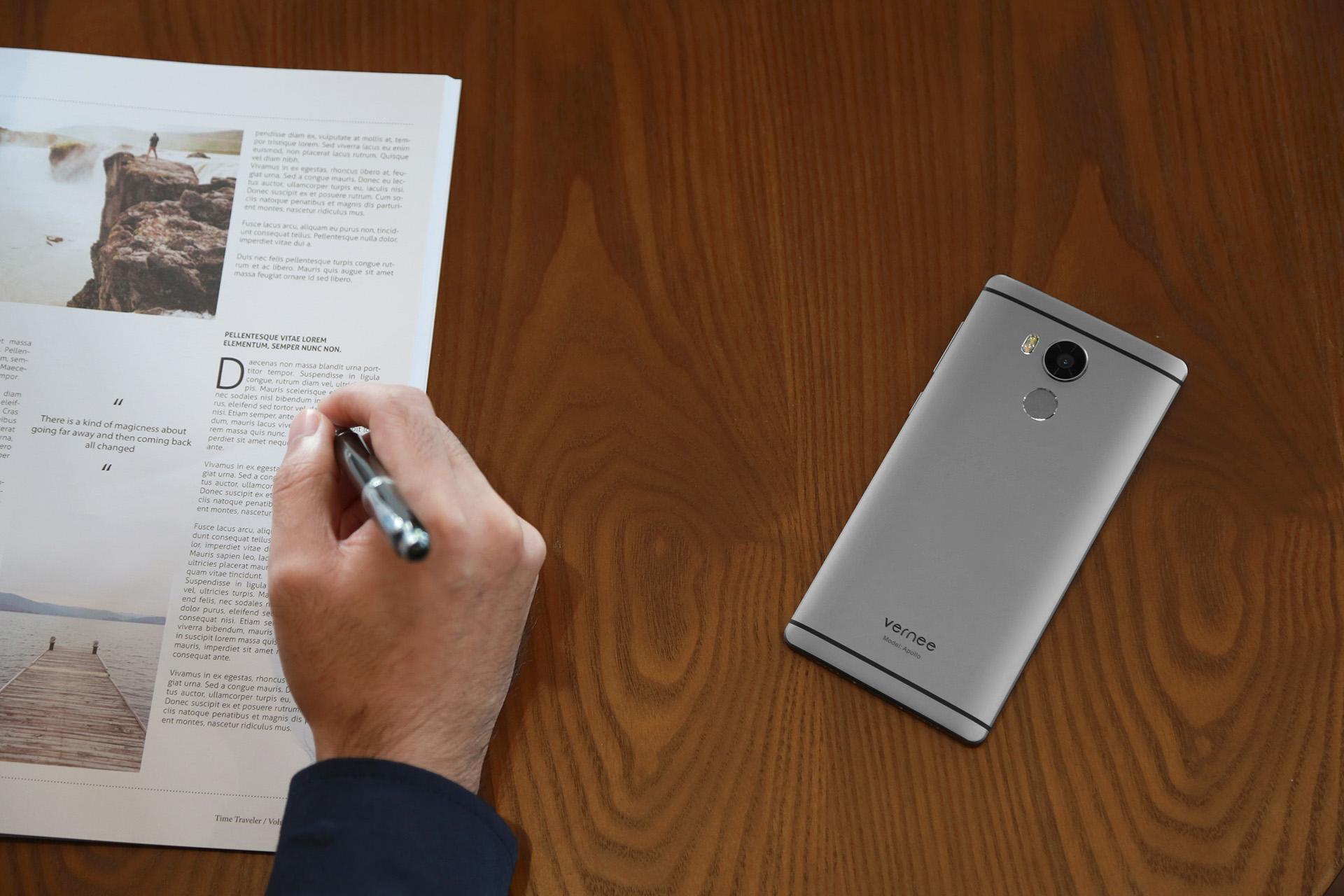Je Vernee Apollo lepší volba než OnePlus 3T? [sponzorovaný článek]