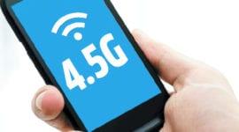 O2 testuje 4,5G sítě, rychlost dosahuje až 1,2 Gbps
