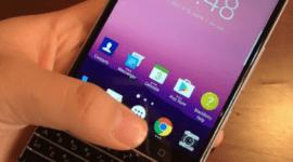BlackBerry Mercury - nové snímky potvrzují hardwarovou klávesnici