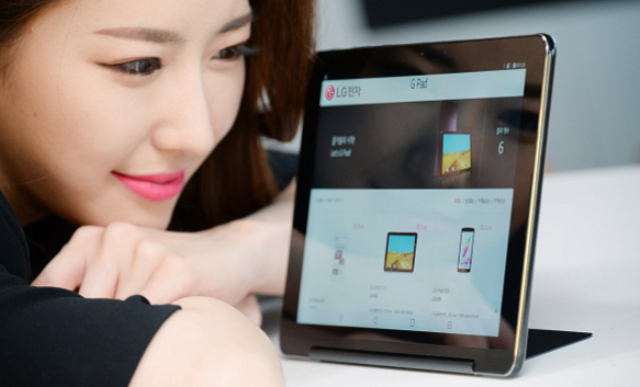 LG uvolnilo nový G Pad III 10.1