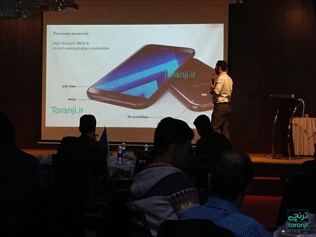 Unikly snímky nových Samsungů, konkrétně modely Galaxy A3, A5 a A7 pro rok 2017