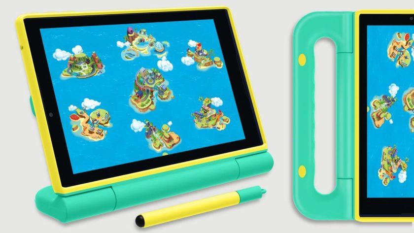 GizmoTab – dětský tablet s pořádnou výbavou