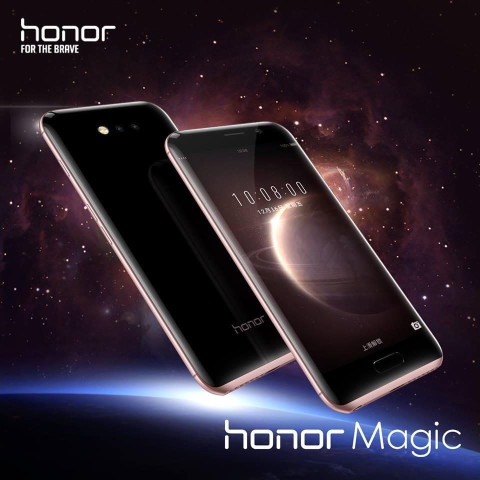 Honor Magic – novinka ke třetím narozeninám společnosti