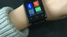 Nové chytré hodinky NO. 1 G7 spatřeny na prvních fotografiích