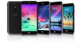 LG nečeká a představuje novinky série K