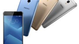 Meizu M5 Note - velký displej, velká baterie, nízká cena