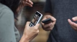 Nokia 150 - začátek tahá za špatný konec