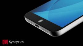 Synaptics představil nový snímač otisků prstů