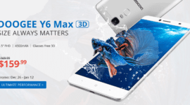 Doogee Y6 Max – maximální výkon s maximální velikostí obrazu [sponzorovaný článek]