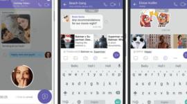 Viber získává funkci podobnou té ze Snapchatu