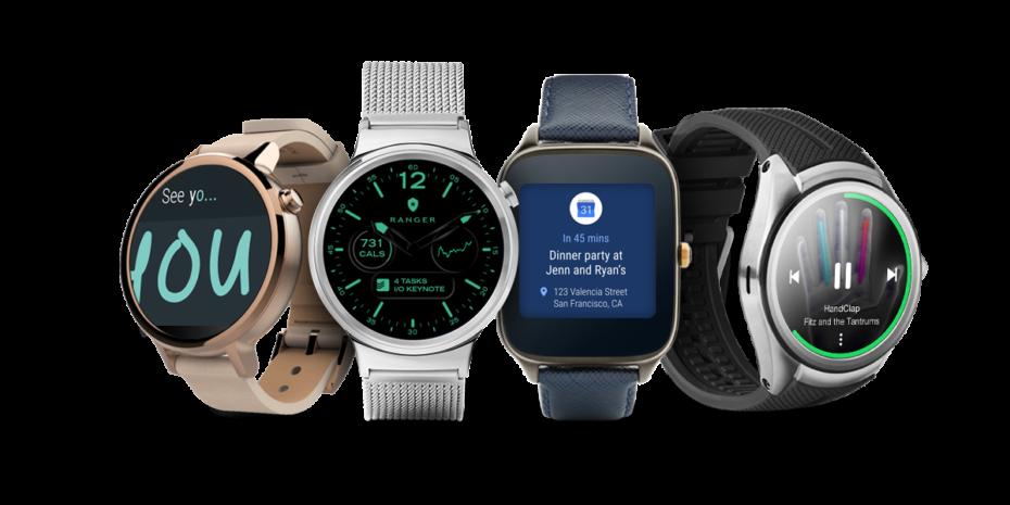 Google odstranil Android Wear hodinky z Google Store