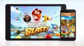 Angry Birds Blast - ptáci na další způsob