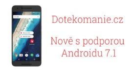 Dotekomanie.cz pro Android přichází s novinkami