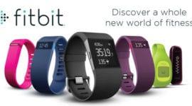 FitBit stále vede žebříček prodejů chytrých náramků
