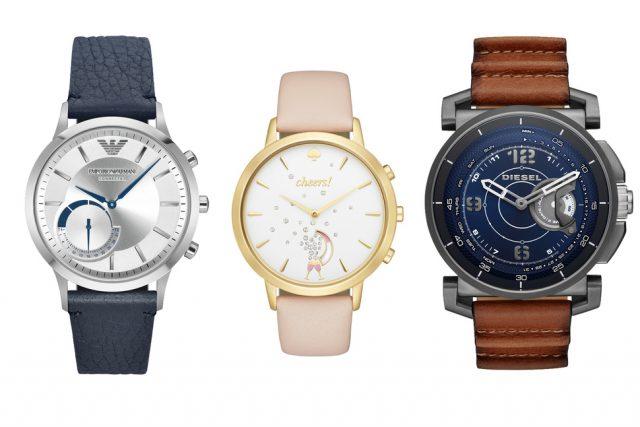 Výrobce hodinek Fossil představí hybridní hodinky s Androidem