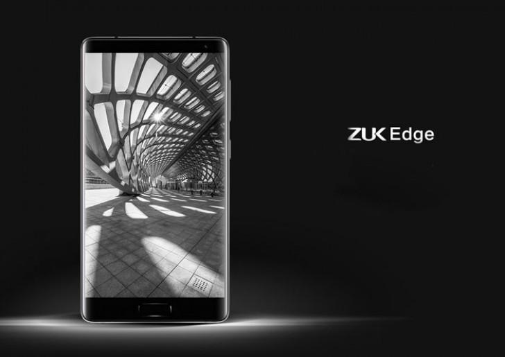 ZUK Edge představen – ve jménu minimálních rámečků
