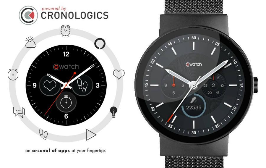 Google koupil startup Cronologics, chce pokračovat v rozvoji chytrých hodinek