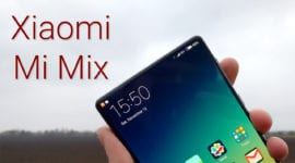 Xiaomi Mi Mix – video recenze