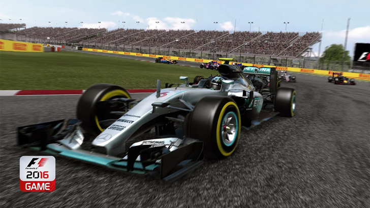 F1 2016 pro Android