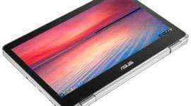 Asus uvedl high-end chromebook, nabídne otočný displej