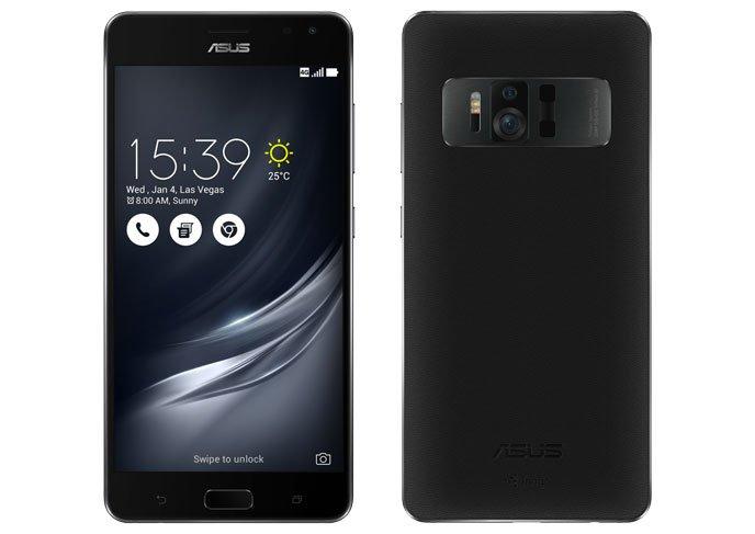 ASUS představí ZenFone AR – druhý Tango smartphone