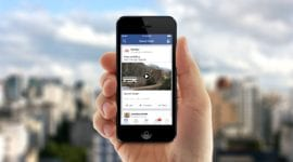 Facebook testuje mini přehrávač ve své aplikaci