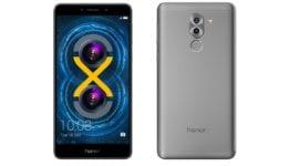 Honor 6X oficiálně - střední třída s duálním fotoaparátem