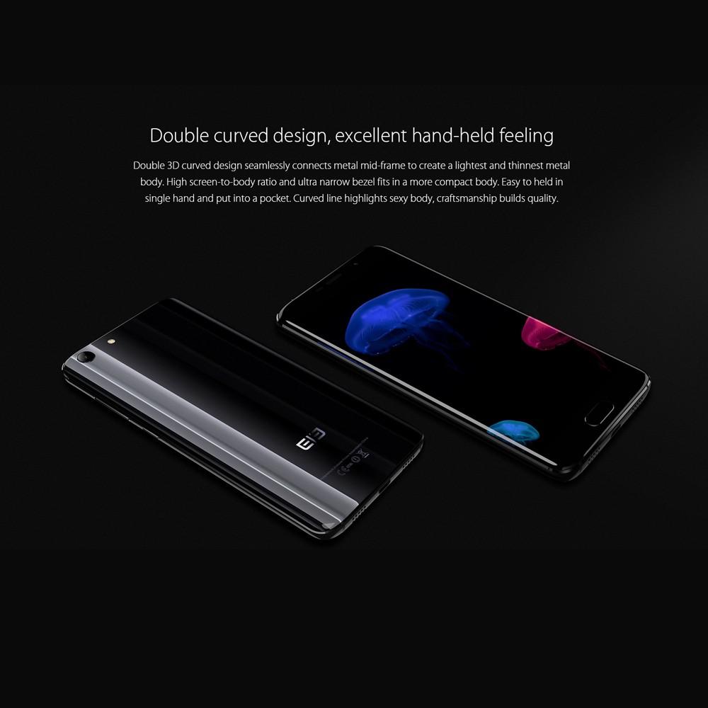 Limitovaná akce v obchodě TomTop: luxusní Elephone S7 se zakřiveným displejem [sponzorovaný článek]