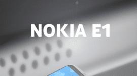 Nokia E1 – poodhalují se specifikace