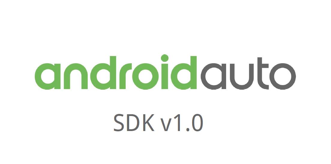Android Auto SDK 1.0 míří k výrobcům