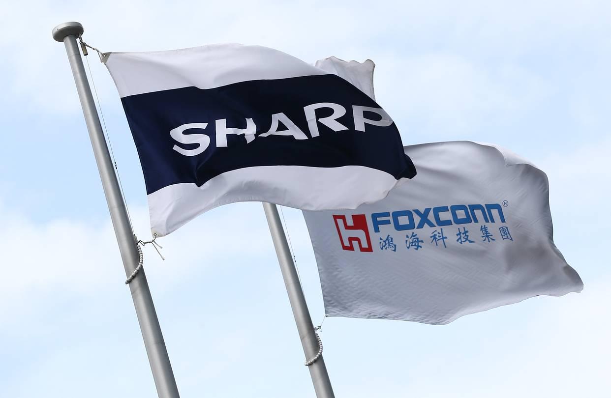 Sharp investuje do výroby OLED dispejů
