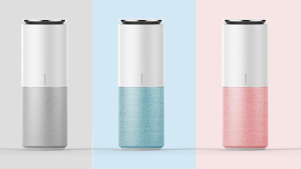 Lenovo Smart Assistant – líbivý doplněk do domácnosti