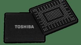 Toshiba začne konkurovat Samsungu v NAND pamětích