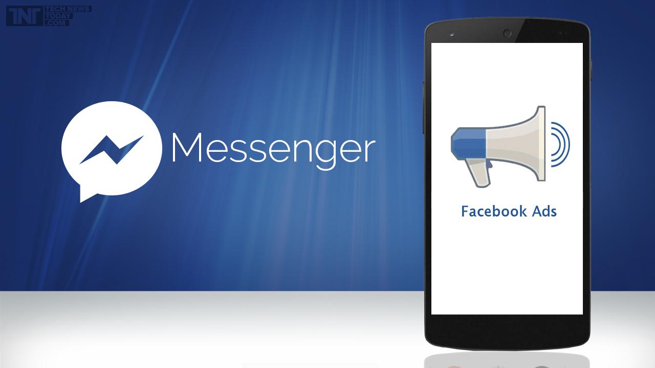 Do Facebook Messengeru míří reklamy
