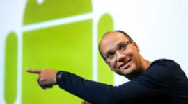 Otec Androidu se zřejmě vrací do mobilního průmyslu