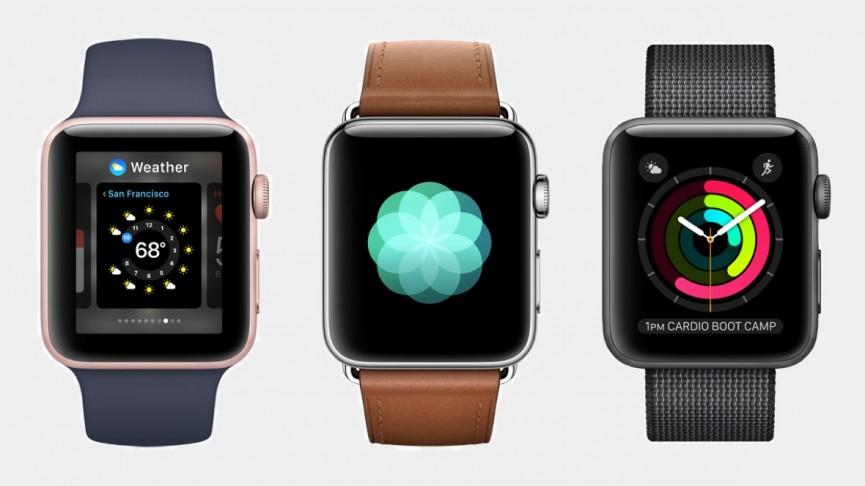 Baterie Apple Watch Series 2 se nafukují, Apple přichází s řešením