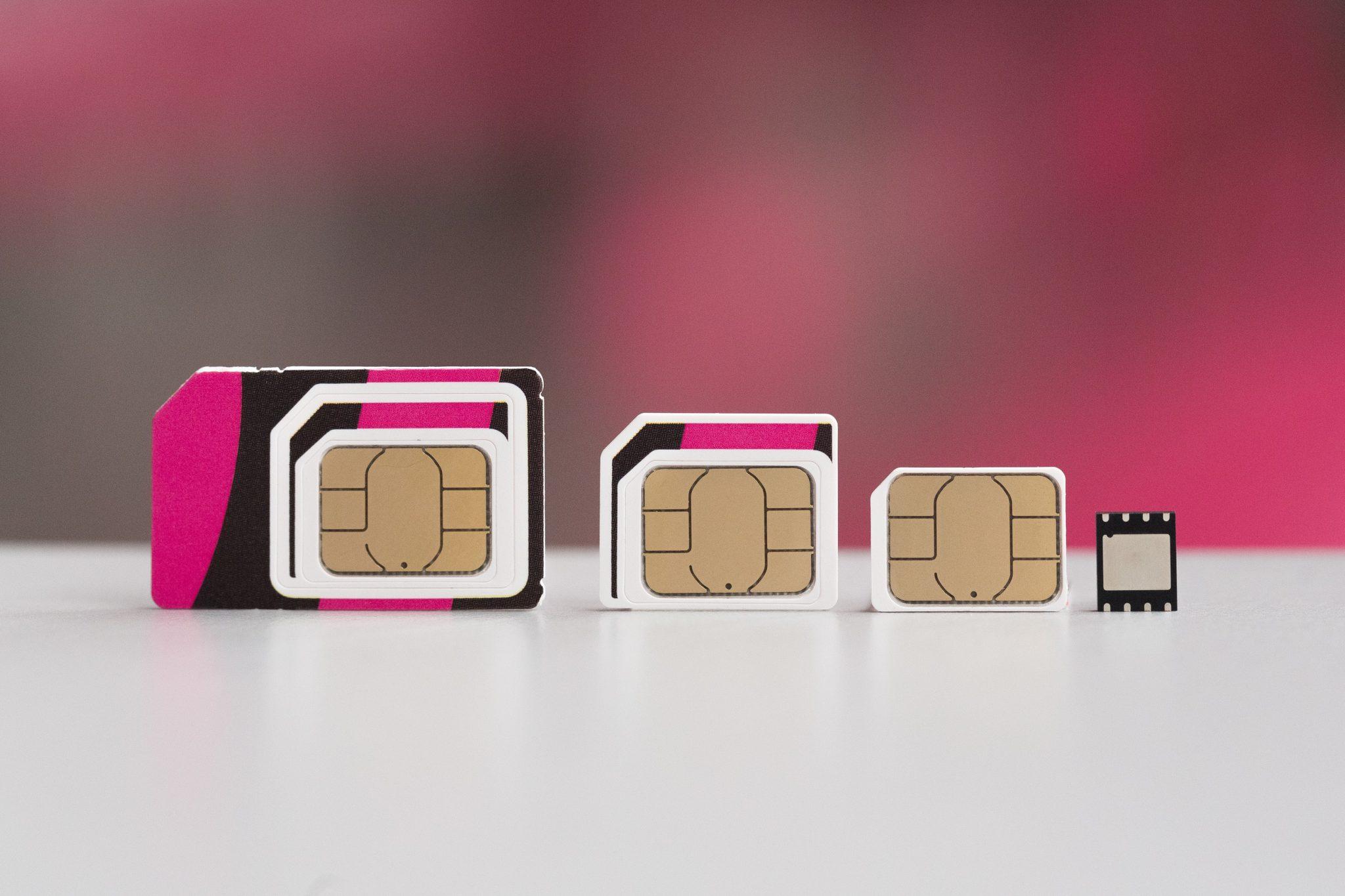 Brzy bychom se měli dočkat mobilů s eSIM [Android]