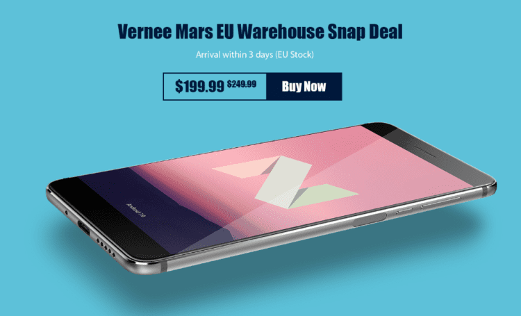 eu warehouse vernee mars