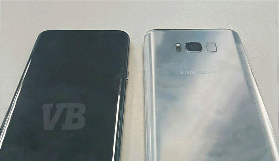 Samsung Galaxy S8 na novém renderu [aktualizováno]