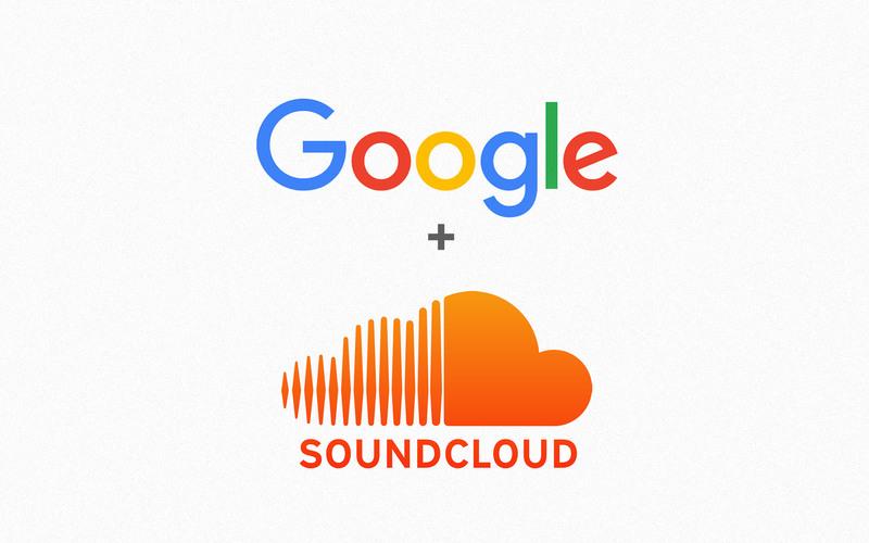 Google údajně zvažuje koupi služby SoundCloud