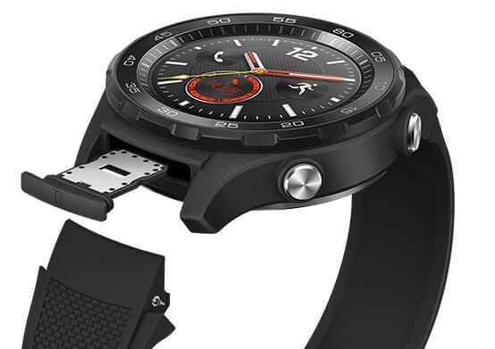 Nepředstavené hodinky Huawei Watch 2 se poprvé ukazují [aktualizováno]
