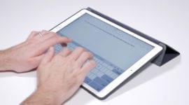 Beta iOS ukrývá nové styly klávesnice pro iPad