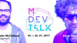 Je tu první mDevTalk v roce 2017 a čeká nás více změn