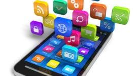 Mobilní aplikace byly v loňském roce opět populárnější
