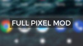 Full Pixel Mod aneb svěží vítr pro Nexus 6P [tip]