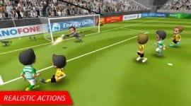 Mobile Soccer League - zábavný fotbal s úžasnou hratelností