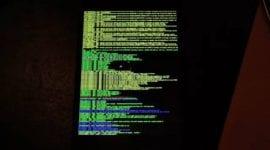 Načítací obrazovka Androidu pro pravého geeka