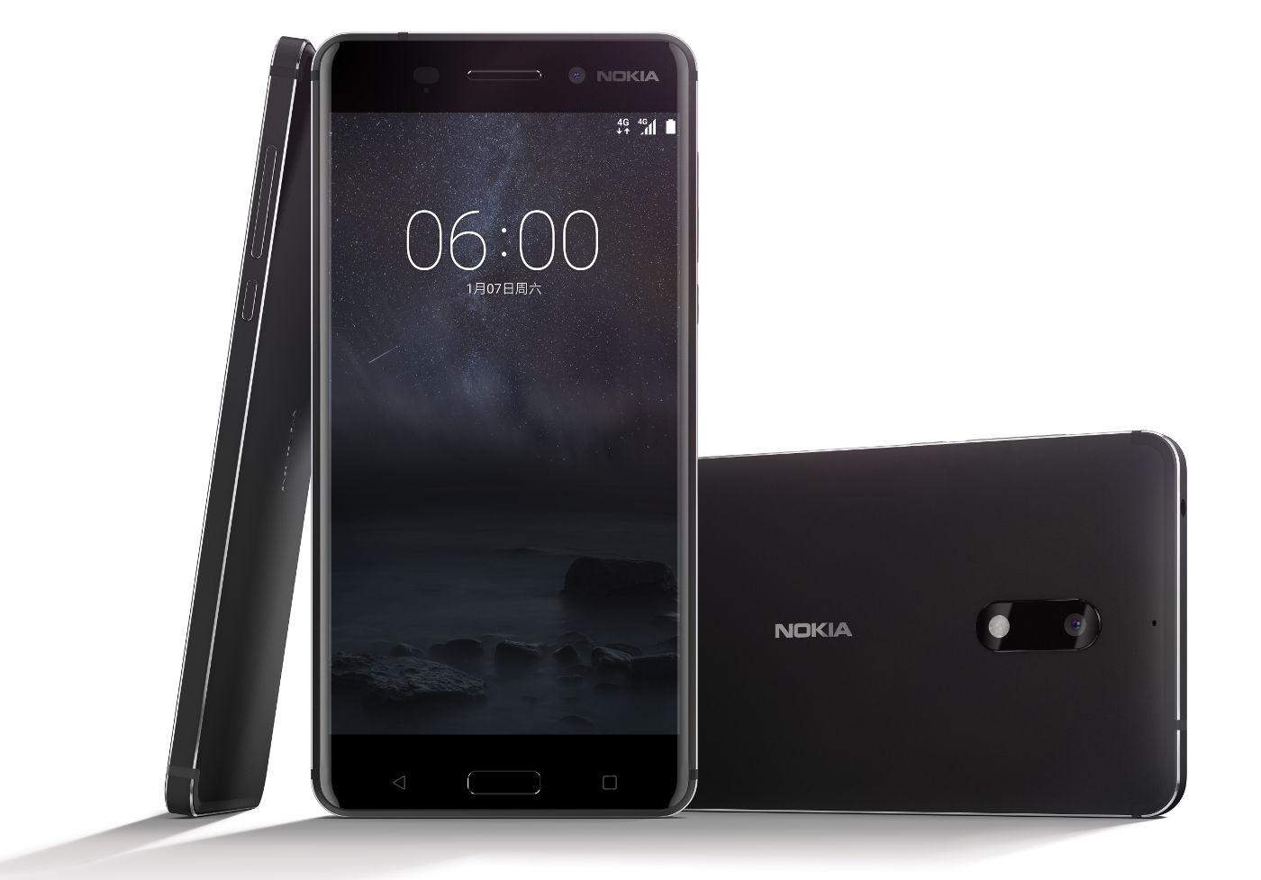 Oficiálně: Nokia 6 je první smartphone pod novým vedením